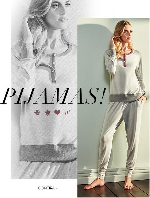 Pijamas!